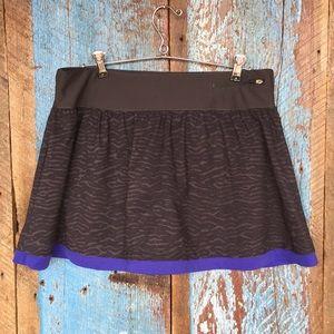 Lucy Power Tennis Athletic Skirt Skort